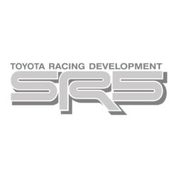 Toyota Racing Development SR5 decals gray/dark gray