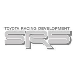 Toyota Racing Development SR5 decals gray/dark gray