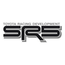 Toyota Racing Development SR5 decals black/gray